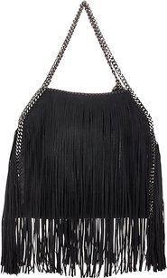 Stella McCartney Italian Luxury Tote in Black