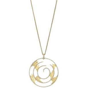 Stephen Webster Stephen Webster 18k Gold Fly By Night Pendant Necklace