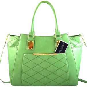 Steve Madden Shoppers Tote in Green
