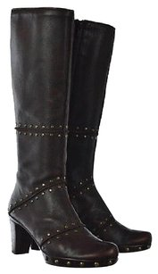 Stuart Weitzman Womens Brown Boots