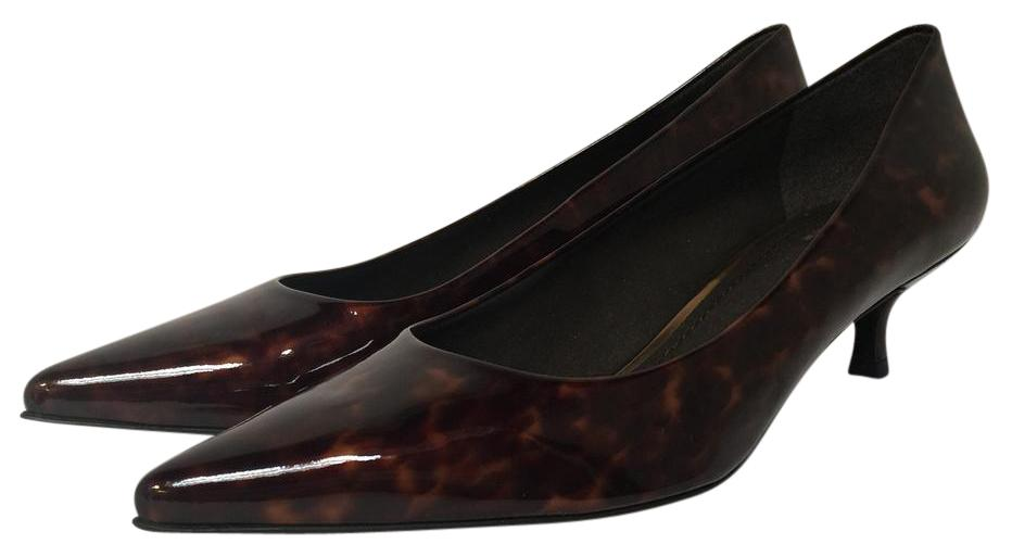 low price fee shipping for sale Stuart Weitzman Pointed-Toe Tortoiseshell Pumps free shipping fast delivery sale supply outlet low shipping Z4Sup