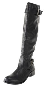 Style & Co Good Womens Man black Boots