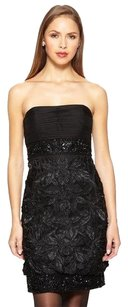 Sue Wong Strapless Dress