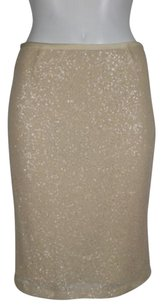 Sunday in Brooklyn Womens Skirt Creme