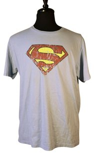 Superman T Shirt light blue