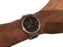 Swatch Swatch Unisex Dreamnight Black Dial Chronograph Watch