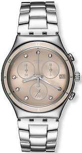 Swatch Swatch Classy Shine Ladies Watch Ycs583g