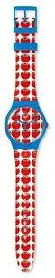Swatch Swatch Tomatella Unisex Watch Suos102