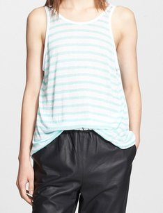 T by Alexander Wang 400106r15 Cami Top Blue
