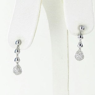 Tacori Tacori Earrings Sonoma Mist Cascading Drops 0.40cts Diamond 925