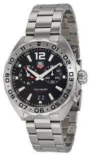 TAG Heuer TAG HEUER Formula 1 Chronograph Black Dial Stainless Steel Men's Watch THWAZ111ABA0875