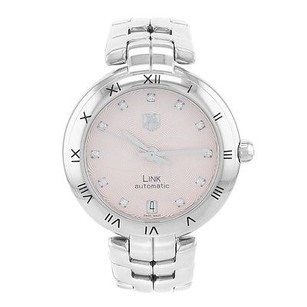 TAG Heuer Tag Heuer Link Wat2313.ba0956 Stainless Steel Automatic Womens Watch