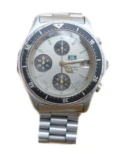 TAG Heuer Tag Heuer Stainless Steel Chronograph Automatic Watch 870.206