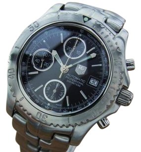 TAG Heuer Tag Heuer Swiss Made Chronograph Automatic Stainless Steel Watch 2010 Q5