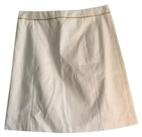 Tahari Skirt White