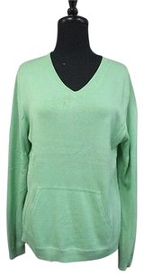 Tail Knit Top Lime Green