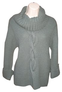 Talbots Alpaca Wool 3/4 Sleeve Sweater