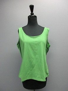 Talbots Woman Top Green