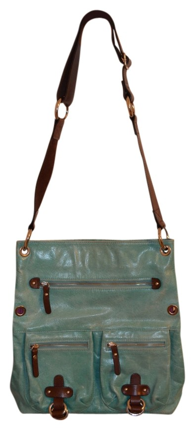 high-quality Tano Hobo Aqua Cross Body Bag - www ...