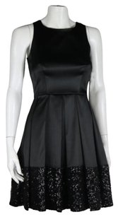 Taylor Womens Sheath Sleeveless Above Knee Formal Party Dress