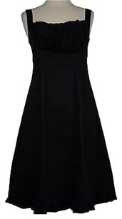 Taylor Womens Solid Dress