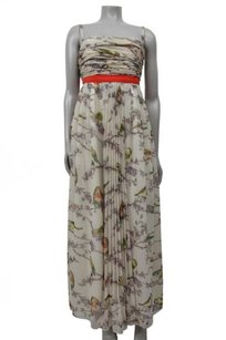 cream Maxi Dress by Ted Baker Birdie Branch
