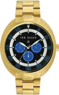 Ted Baker Ted Baker Male Fashion Watch Watch TE3047 Gold Analog