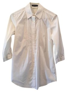 The Limited Button Down Shirt White