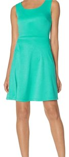 The Limited short dress Teal on Tradesy