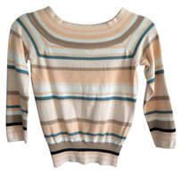 The Limited Peach Sweater
