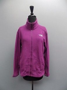 The North Face Long Purple Jacket