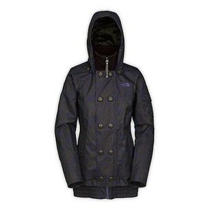 The North Face Womens Potion Blue Jacket