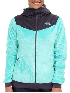 The North Face Mint Blue Jacket