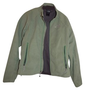 The North Face Light Green Jacket