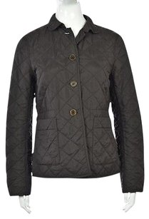 Theory Womens Quilted Coat