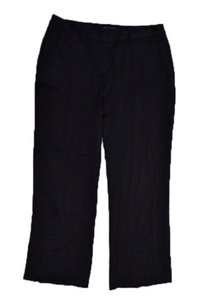 Theory Dressy Capri/Cropped Pants Black
