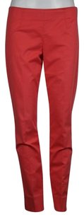 Theory Womens Solid Casual Wtw Career Trousers Pants