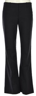 Theory Womens Speckled Dress Wool Bootcut Career Wtw Pants