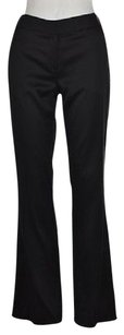 Theory Womens Solid Dress Rayon Trouser Pants