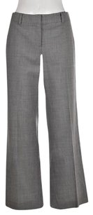 Theory Womens Dress Wool Career Trousers Speckled Pants
