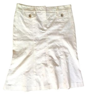 Theory Skirt White