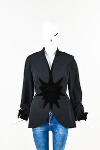 Thierry Mugler Vintage Black Jacket