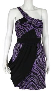 Tibi Womens Purple Dress