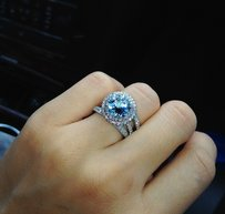 Tiffany & Co. Tiffany Aquamarine Ring