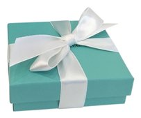 Tiffany & Co. Authentic Tiffany Box, Ribbon and Bag