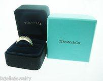 Tiffany & Co. Tiffany Co 18k Yellow Gold Engagement 1.10ct Diamond Ring