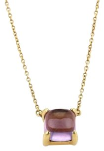Tiffany & Co. Tiffany Co. Paloma Picasso Amethyst Sugar Stacks 18k Yellow Gold Necklace