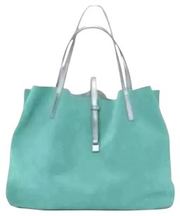 Tiffany & Co. Tote in Tiffany's blue
