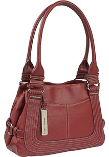 Tignanello Leather Shopper Shoulder Bag