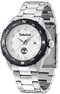 Timberland Timberland Shoreham Stainless Steel Mens Watch Tbl13897jssb04m